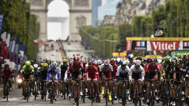 Le Tour de France ne figurera plus au calendrier World Tour 2017