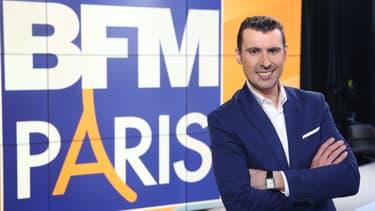 """Thomas Joubert présente """"Bonjour Paris"""" sur BFM PARIS"""