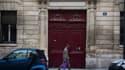 Le siège historique du Parti socialiste, rue de Solférino à Paris.