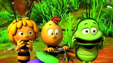"""Le dessin animé """"Maya, l'abeille"""" est proposé sur Netflix"""