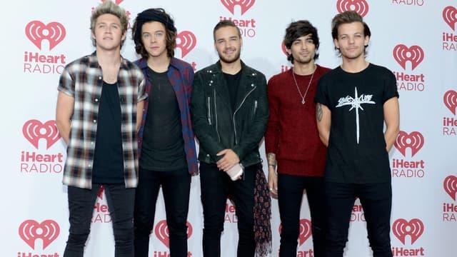 Le groupe One Direction en septembre 2014