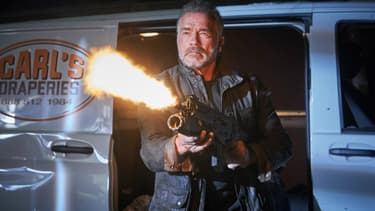 Arnold Schwarzenegger dans Terminator: Dark Fate
