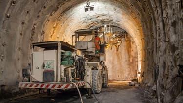 Long de 64 km, le tunnel de base du Brenner est creusé sous les Alpes, à la frontière entre l'Italie et l'Autriche.
