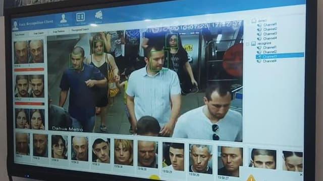 170 millions de caméras de reconnaissance faciale seront installées en Chine d'ici 2020.