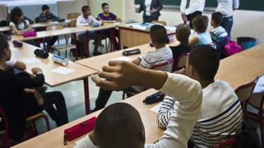 Certaines classes ont été touchées par la grève des instituteurs jeudi (illustration).