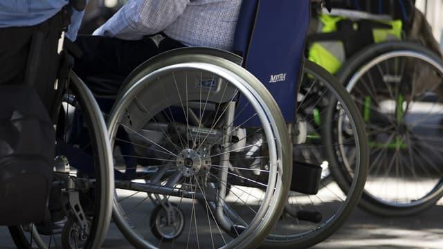 Le taux de chômage est deux fois plus élevé chez les handicapés qu'au sein de la population active.