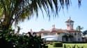 Le resort de Donald Trump à Mar-a-Lago, en Floride.