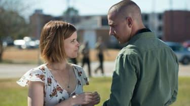 """Kate Mara et Shia LaBeouf dans """"Man Down"""""""