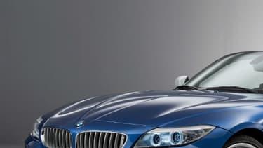 Après une première génération en 2002, le Z4 génération II achève sept ans de carrière cette année.