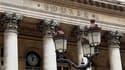 Le Palais-Brongniart, site historique de la Bourse de Paris, aujourd'hui dédié à des conférences et séminaires
