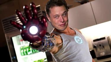 Elon Musk a inspiré la version cinématographique d'Iron Man