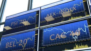 Les bénéfices des entreprises du CAC 40 ont augmenté de 26,3%.