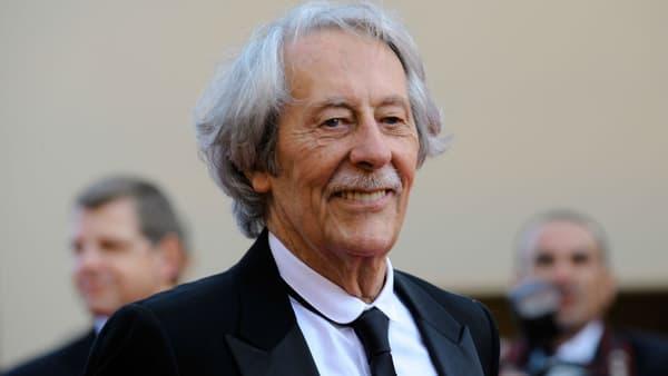 Jean Rochefort au Festival de Cannes en 2009