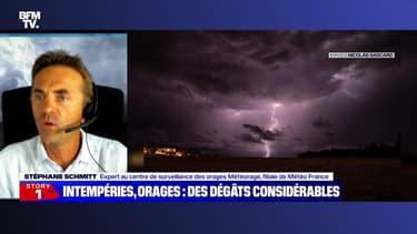 Story 8 : Intempéries, orages, des dégâts considérables - 22/06