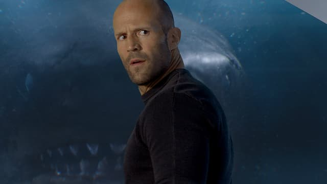 Jason Statham dans En eaux troubles