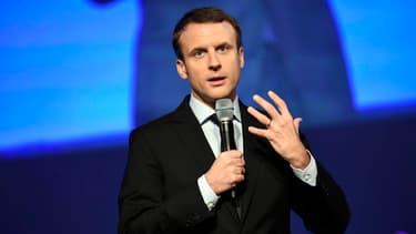 Emmanuel Macron appelle à saisir les opportunités de la révolution numérique