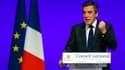 François Fillon lors du Conseil national Les Républicains le 14 janvier 2017