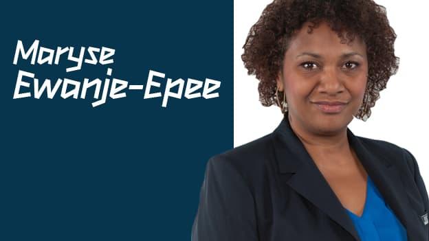 Maryse Ewanje-Epée