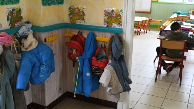 Les faits se sont déroulés à l'école élémentaire Jean-Alphand, dans le quartier de Lalande à Toulouse.