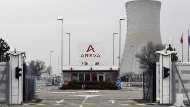 L'entreprise Framatome, spécialisée dans la construction de centrales nucléaires a donné naissance au groupe Areva en 2001. (image d'illustration)
