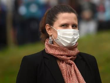 Roxana Maracineanu en novembre 2020.