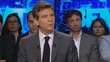 Arnaud Montebourg estime que c'est aux patrons d'agir maintenant pour participer au redressement économique.