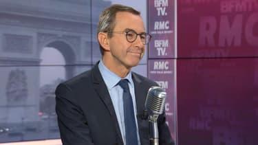 Bruno Retailleau sur BFMTV-RMC.