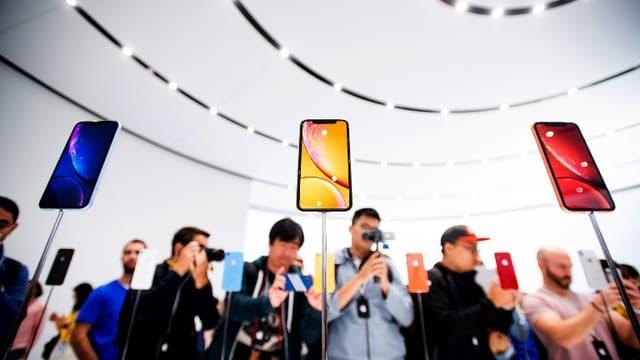 Apple a dévoilé trois nouveaux modèles d'iPhone ce 12 septembre.