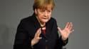 Pour la chancelière allemande, les risques de contagion sont limités.