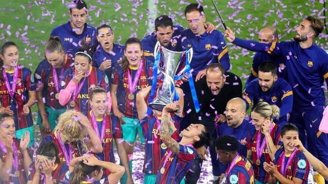 La Ligue des champions féminine