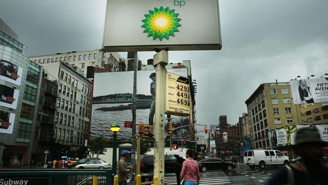 Le géant British Petroleum a réalisé en 2013 un chiffre d'affaires plus de vingt fois supérieur au montant maximum d'amende qu'il risque.