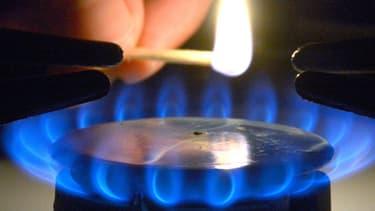 Les tarifs réglementés du gaz, appliqués par Engie vont augmenter au mois d'août. (image d'illustration)