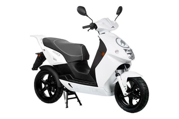 Le Govecs Quokka est le scooter le plus vendu en France