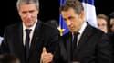 Le député Philippe Briand, ancien trésorier de la campagne présidentielle de 2012 avec l'ancien président Nicolas Sarkozy, le 10 octobre 2014.
