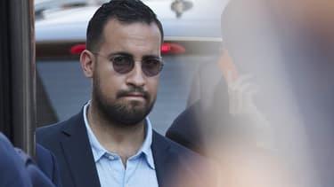 Alexandre Benalla est mis en cause dans l'affaire des violences du 1er mai.