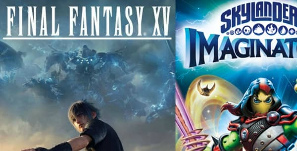 """Final Fantasy XV"", ""Skylanders Imaginator"" et ""Guitar Hero Live"", parmi notre sélection de Noël"