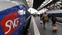 La grève des contrôleurs de la SNCF affecte peu le trafic samedi (Photo d'illustration)