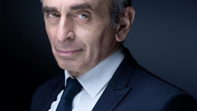 Eric Zemmour le 22 avril 2021 à Paris