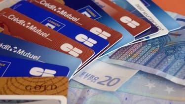 Cartes de crédit (Photo d'illustration)