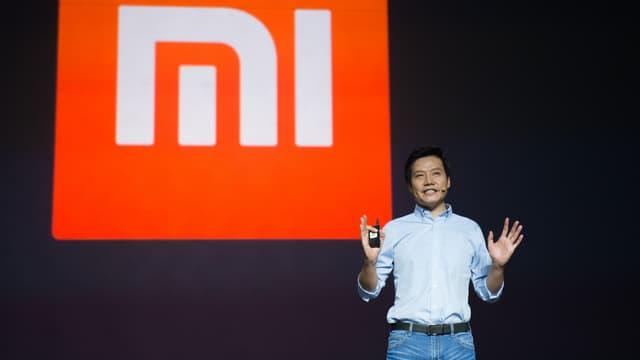 Lei Jun, le PDG de Xiaomi Technology Co Ltd of China