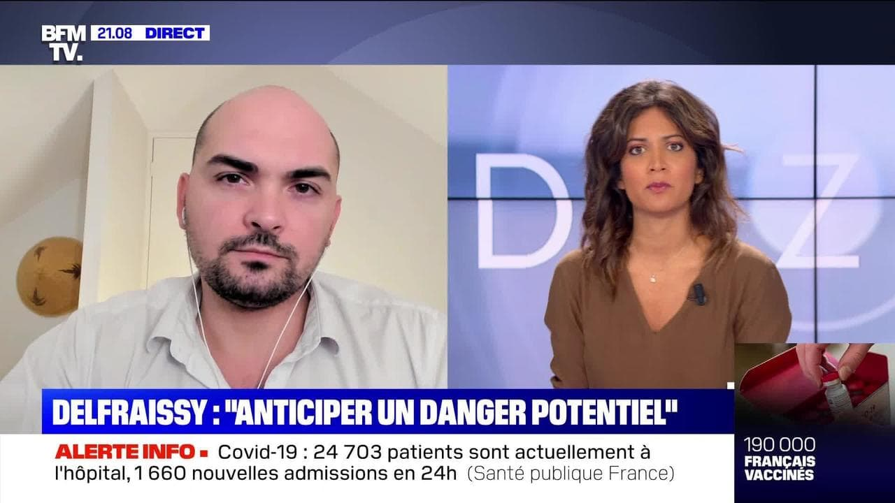 Jean-François Delfraissy: « Anticiper un danger potentiel ...