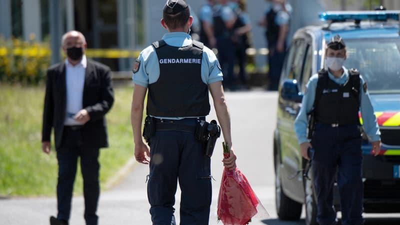 Policière poignardée près de Nantes: aucun lien trouvé entre l'agresseur et une organisation terroriste