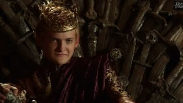 Joffrey Lannister, héros très noir de la série Game of Thrones.