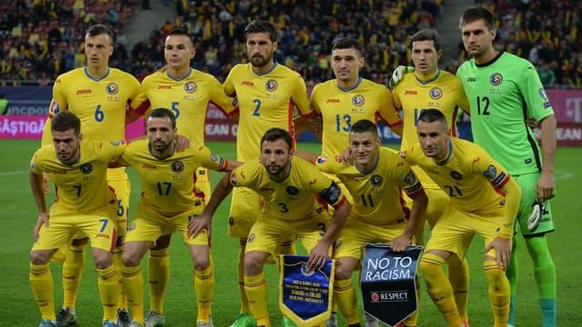 L'équipe de Roumanie qualifiée pour l'Euro