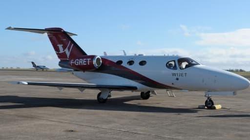 Les clients pourront notamment emprunter un jet privé de la compagnie Wijet.