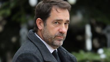 Christophe Castaner - LUDOVIC MARIN / AFP