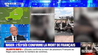 Niger: des Français et leurs guides tués par des hommes armés (5/5) - 09/08