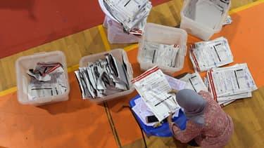 Le premier tour des élections présidentielles tunisiennes s'est tenu dimanche 15 septembre 2019.