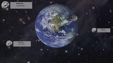 La Nasa a besoin de vous pour l'aider à repérer les astéroïdes dangereux.