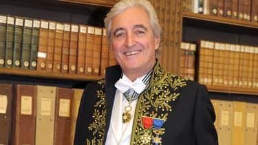 Jean-Loup Dabadie en 2009